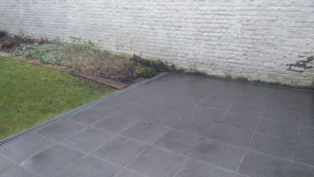 [Avant / Après] Nettoyage terrasse